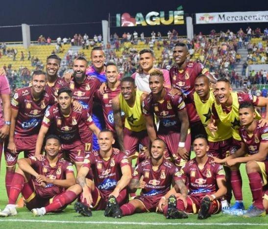 ¡Paternidad absoluta! Tolima derrotó al Atlético Nacional en Ibagué