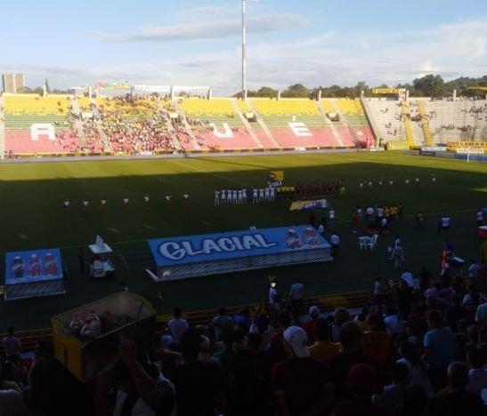 Con goles de Julián Quiñones y Sergio Mosquera, Deportes Tolima derrotó a Millonarios en Ibagué