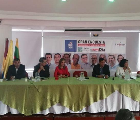 Leonidas López es el candidato a la Alcaldía con mejor relación de imagen favorable/desfavorable