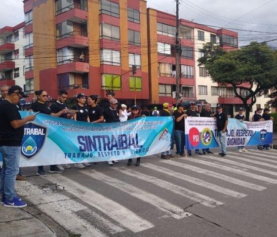Alerta en las autoridades gubernamentales por el anuncio de una nueva manifestación el día de hoy