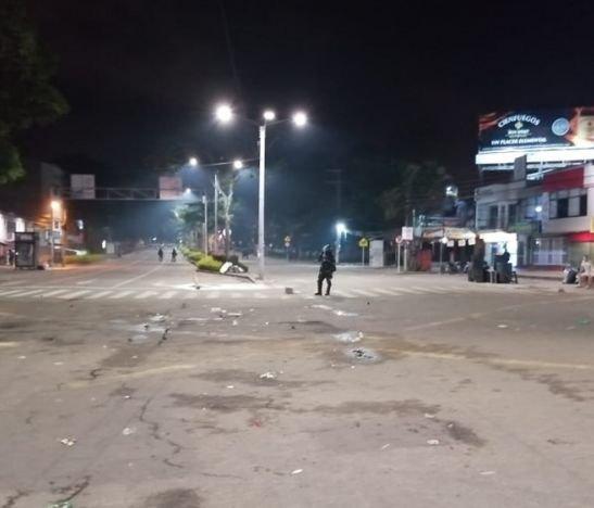 Secretaría de Gobierno de Ibagué había entregado balance favorable en el cierre de las protestas