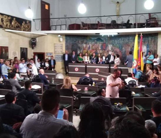 Policía Metropolitana de Ibagué tendrá que rendir cuentas en el Concejo