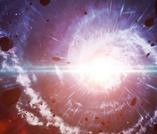 Teoría del Big Bang y el nacimiento del universo y la Tierra