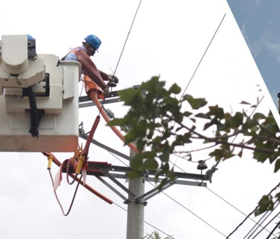 Conozca las interrupciones que tendrá el servicio de energía entre hoy y el sábado