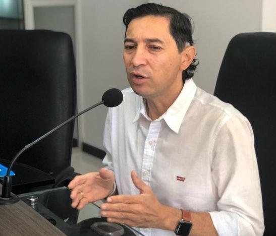 Andrés Hurtado le hizo tres solicitudes al presidente Duque para mejorar las finanzas del municipio
