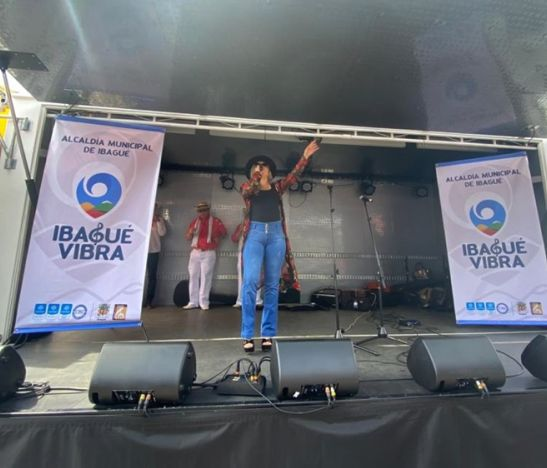 Alcaldía de Ibagué se toma la Plaza de la 28 con oferta artística y cultural