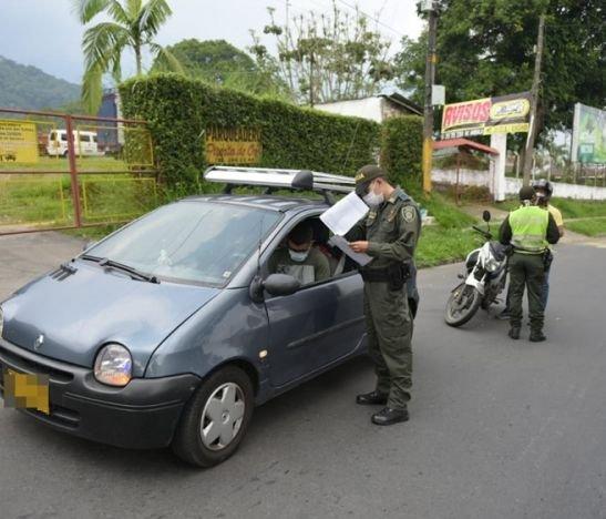 12 conductores violaron el segundo día sin carro y sin moto en Ibagué