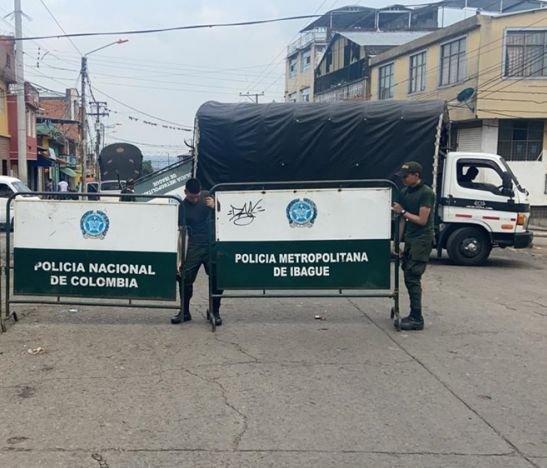 Alcaldía intensifica medidas de seguridad para evitar aglomeraciones