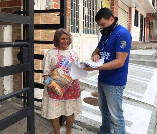 A raíz de varias denuncias, la Personería de Ibagué le hace seguimiento a la entrega de ayudas de la Alcaldía