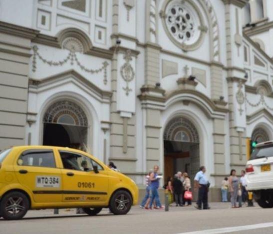 Taxis operarán con el 70% de su capacidad durante los puentes festivos en Ibagué