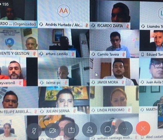 Concejales de Ibagué irán nuevamente a sesiones ordinarias de manera virtual