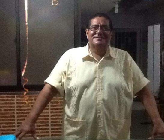 Armando Monroy fue hospitalizado anoche en la Clínica Calambeo