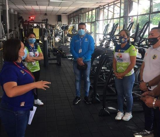"""""""Esperamos que con la puerta que ha abierto el Gobierno Nacional, al sector Fitness de Ibagué se nos facilite la reactivación"""": Hamil Plazas"""