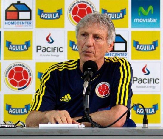 ¡James Rodríguez sigue en 'veremos'! José Pékerman no confirmó su presencia en el partido de mañana