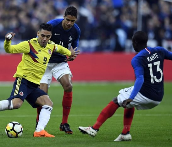 Solo un equipo le ganó a Francia en todos los partidos que disputó en el último año: Colombia