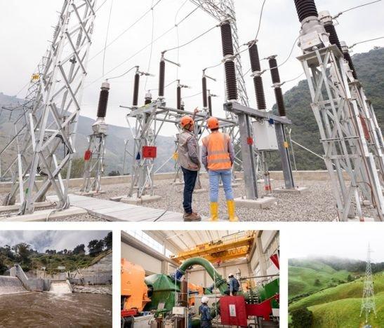 Celsia inaugura central de generación de energía hídrica sostenible en Antioquia