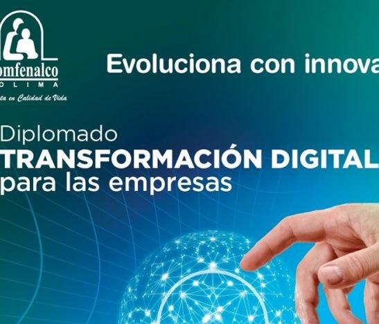 Comfenalco Tolima brindará diplomado virtual de Transformación Digital para Empresas en convenio con Uniminuto