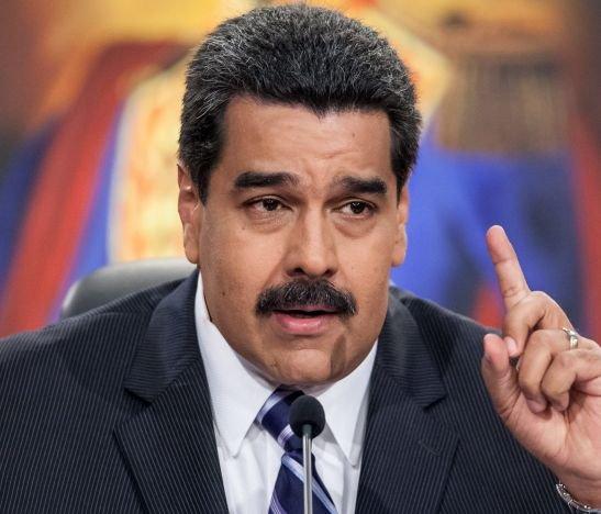 Nicolás Maduro, presidente de Venzuela, 2018
