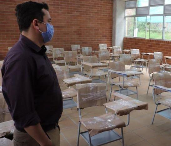 La transformación del colegio Ciudad Ibagué en manos de la APP GICA