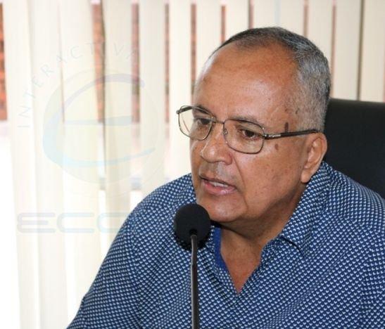 Gobernador Óscar Barreto saldrá de vacaciones por 15 días y regresa el 1 de octubre
