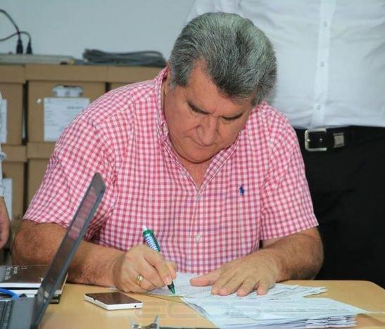 """""""Siento que Jaime Yepes está negociando los avales del Partido de la U con candidatos inhabilitados"""": Nicolás Ricardo Espinosa"""