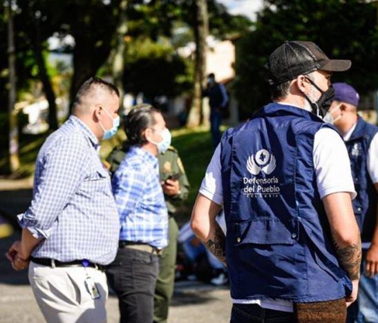 Secretaría de Gobierno de Ibagué reporta al menos 11 escenarios de vandalismo