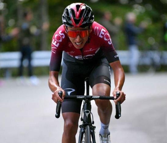 Egan Bernal ganó la novena etapa del Giro y ahora es líder de la clasificación general