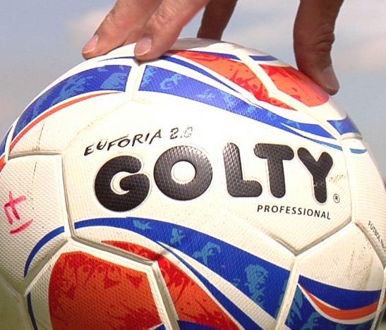Balón Golty, fútbol profesional colombiano, 2018