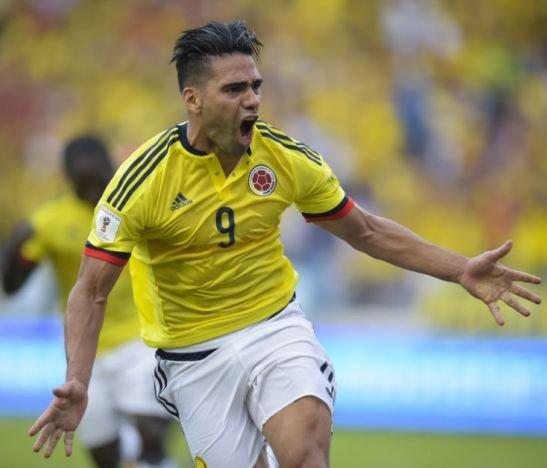 Radamel Falcao García está dentro de los cinco capitanes que destaca la FIFA ad portas del Mundial