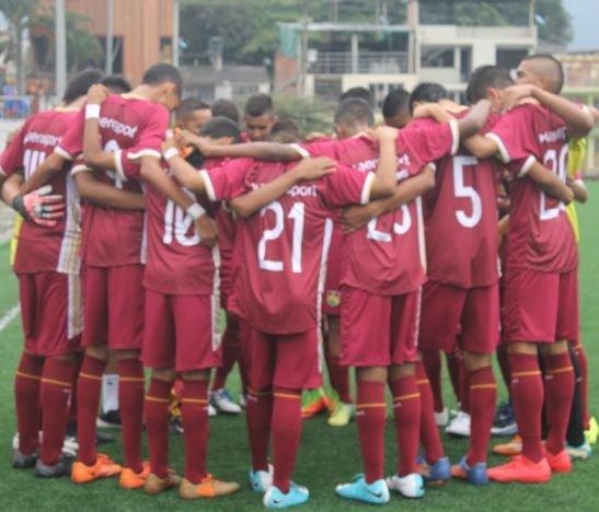 La Selección Tolima goleó a Vaupés en el arranque del Nacional Infantil que se lleva a cabo en Ibagué