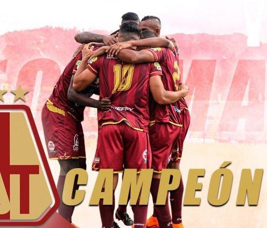 Deportes Tolima y 19 equipos más