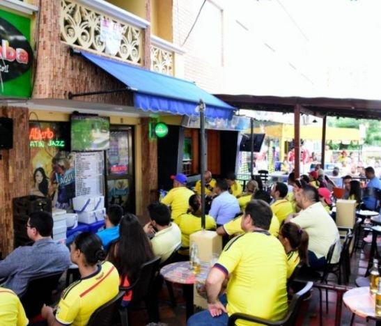 ¡Pilas con el trabajo! Volarse de la oficina para ver un partido de Colombia le puede salir muy caro