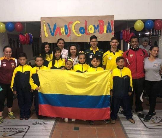 Integrantes de la Liga de Esgrima del Tolima tendrán capacitación internacional