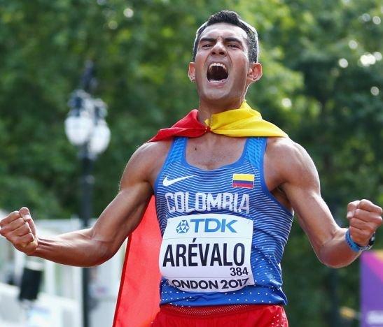 El colombiano Eider Arévalo comanda el Around Taihu International de Marcha