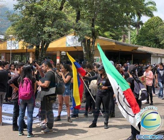 Gobernador Óscar Barreto garantizará la seguridad del paro nacional para el 21 de noviembre