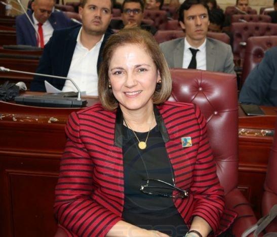 """""""Es el momento para una profunda despolitización de la justica"""": María del Rosario Guerra"""
