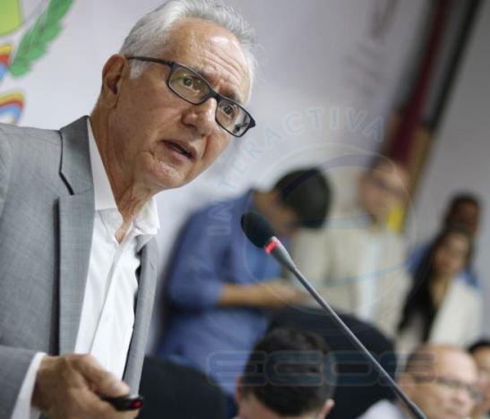El alcalde Jaramillo culpa al Gobierno Nacional de la crisis por la que atraviesa el Federico Lleras