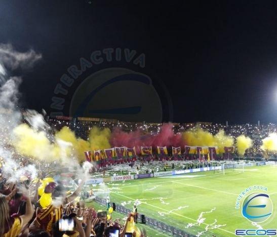 Deportes Tolima se juega mañana su paso a la gran final de la Copa Águila