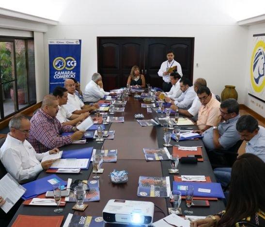 Se posesionó la nueva Junta Directiva de la Cámara de Comercio de Ibagué