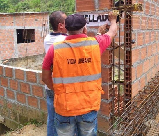 Autoridades del municipio 'le cayeron' a seis obras ilegales que se desarrollaban sobre un predio privado en La Ucrania