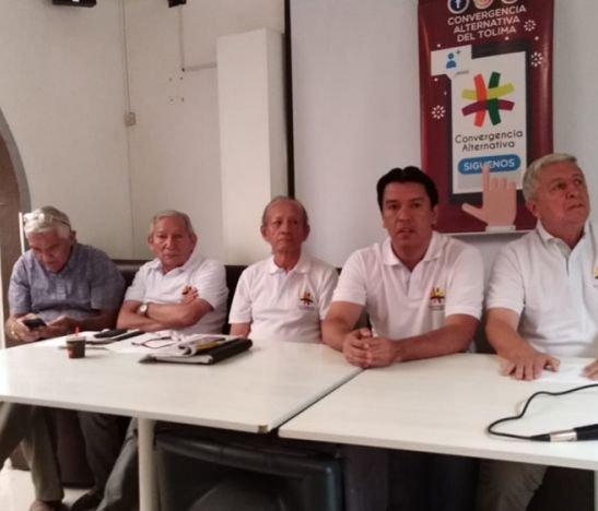 Este viernes Convergencia Alternativa definirá candidato único para la Alcaldía de Ibagué