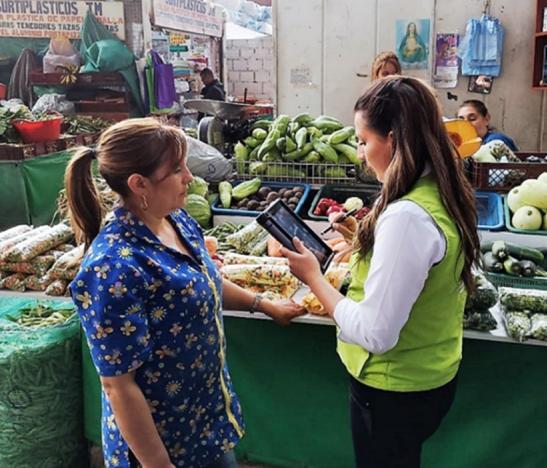 La 'Ruta hacia la bancarización' visitará las plazas de mercado de Chaparral y Mariquita