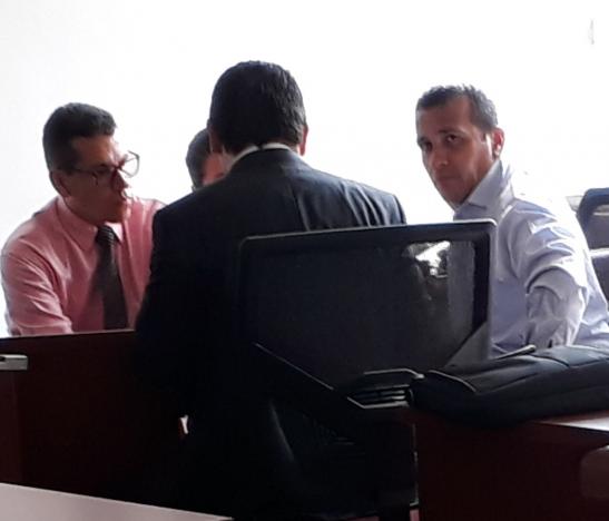 Se realizó audiencia de acusación contra Leonardo Valero, exasesor del Imdri