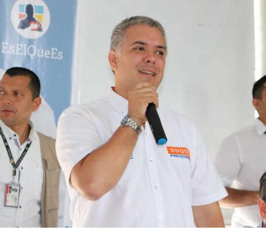 Iván Duque