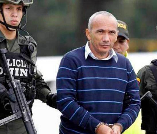 Alias Marquitos Figueroa fue recapturado y recluido en la cárcel de Picaleña