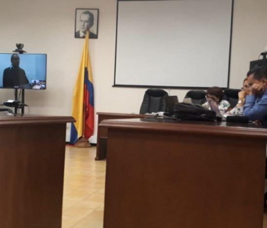 Se aplazó por quinta vez audiencia del Chatarrero, frente al caso de los Juegos Nacionales