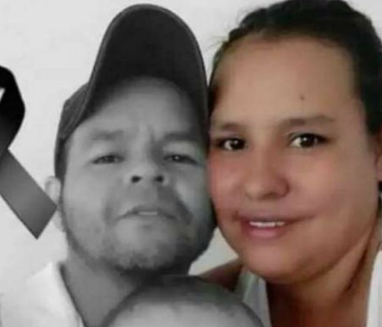 Chaparraluno y su pequeño hijo fueron asesinado en el municipio de Suaza Huila