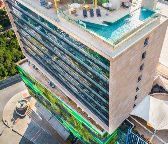 El hotel Sonesta realizó su inauguración oficial
