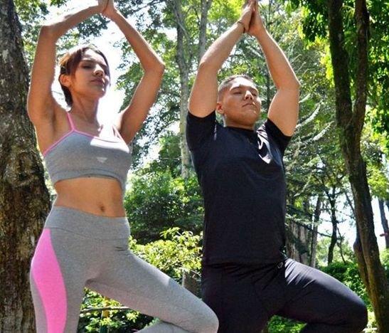 ¿Le gustaría aprender sobre yoga y meditación?