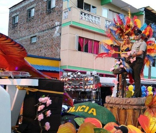 Este es el recorrido del gran Desfile de Carrozas Empresariales en Ibagué